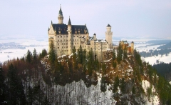 Neuschwanstein-in-Bavaria
