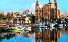 Malta-Island-Wallpaper