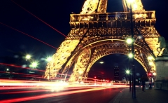 Paris-by-night