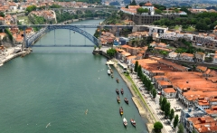 Porto+from+the+sky