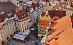 46-prague-view-of-square-below-clock-tower