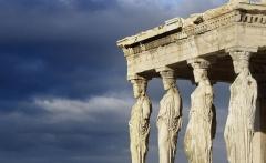 World___Greece_Decorative_columns_in_Athens_058480_