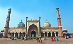 Jama-Masjid-mosque-in-New-Delhi-India