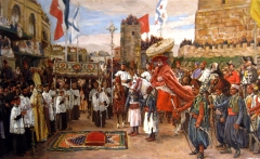 James_Tissot_-_Pape_à_Jerusalem
