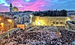 Western_Wall,_Jerusalem,_Shavuot