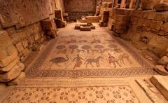 Mosaics, Jerash Jordan