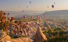 Cappadocia-Kapadokya-Turkey