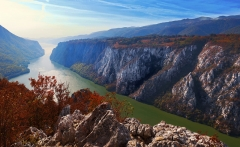 Danube Kazan gorge
