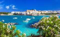 Otranto-Puglia-Italy
