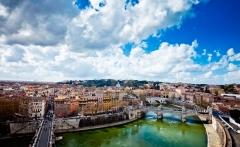 st-angelo-bridge-rome-italy