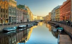 Saint-Petersburg-Russia