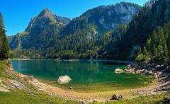 Landscape-Lovely-Mountain-Lake-In-Switzerland-Wallpaper-1920x1200