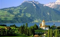 spiez-castle-lake-thun-switzerland-wide-hd-new-wallpaper-switzerland-free-beautiful-desktop-images