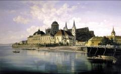 Esztergom_Víziváros_19th_century