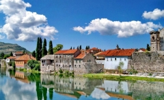 Bosnia and Herzegovina old  Mostar