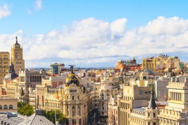 Самолетна екскурзия до Мадрид от октомври до декември на промо цена от 530 лв.