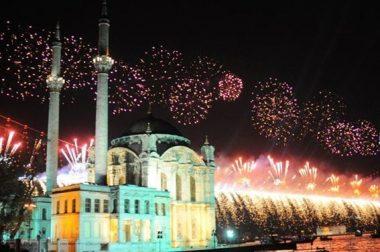 Луксозна Нова Година в Истанбул и хотел Lionel 5***** на топ цена