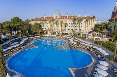 Промо цена за петзвездна почивка през май в Анталия и хотел Swandor Top Kapi Palace 5*