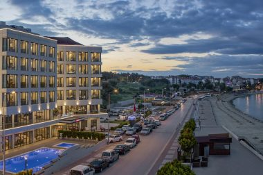 Нова година в Чанаккале и хотел  Hampton By Hilton 4*