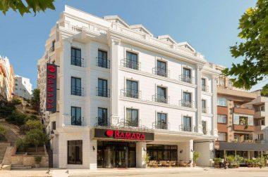 Нова година 2021 в Истанбул и RAMADA HOTEL & SUITES BY WYNDHAM GOLDEN HORN 4 * на празнична цена от 309 лв.